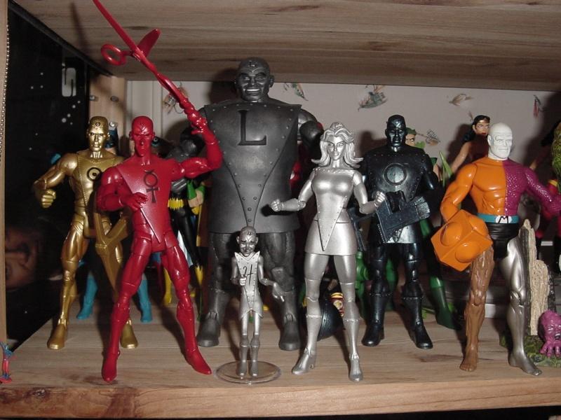 The Figures of DC Comics. Dsc00018