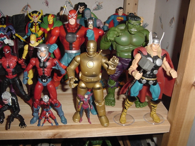 Marvel Comics Action Figures!!! Dsc00020