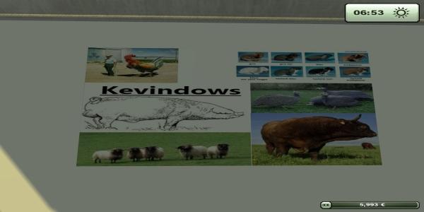 salon agricole poitou-charentes france3 sur farming simulator Ciakev10