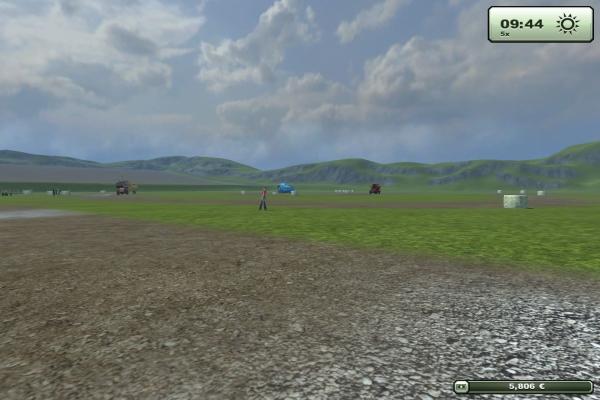 salon agricole poitou-charentes france3 sur farming simulator Course10