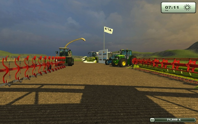 salon agricole poitou-charentes france3 sur farming simulator Eta10