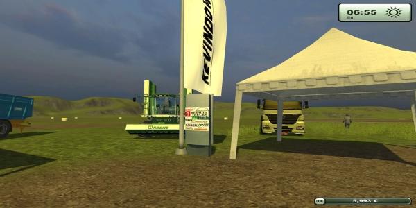 salon agricole poitou-charentes france3 sur farming simulator Kevinc10
