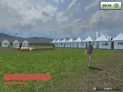salon agricole poitou-charentes france3 sur farming simulator Poulec10