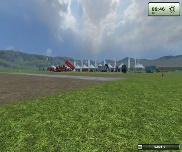 salon agricole poitou-charentes france3 sur farming simulator Stand10
