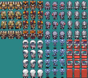 Pack de l'extrème [1'198 chara] Robot-10