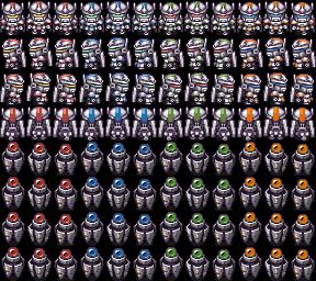 Pack de l'extrème [1'198 chara] Robot-11