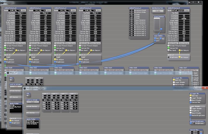 Add a Screen Fixture after a Structure Fixture Salvat10