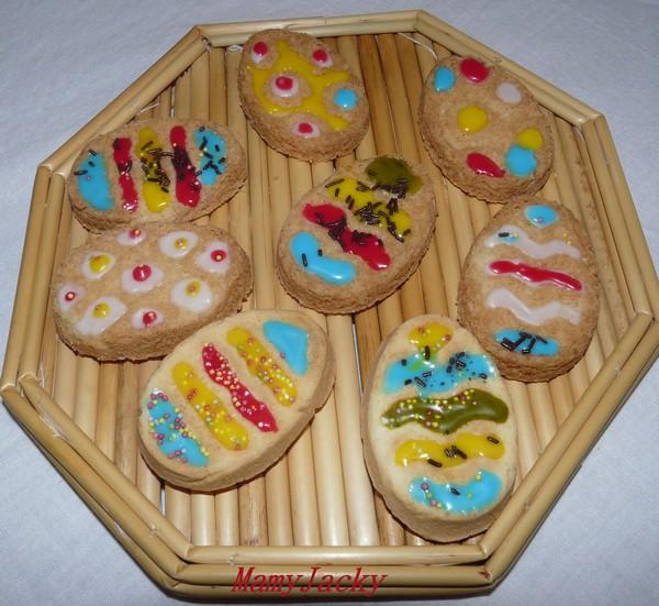 Biscuits de pâques - Page 3 P1180232