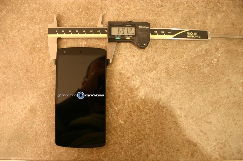 [MOBILEFUN.FR] Test Coque Nexus 5 Spigen SGP Neo Hybrid – Argent Satiné  111