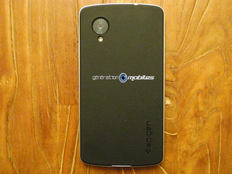 [MOBILEFUN.FR] Test Coque Nexus 5 Spigen SGP Neo Hybrid – Argent Satiné  1210