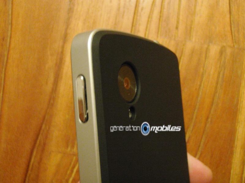 [MOBILEFUN.FR] Test Coque Nexus 5 Spigen SGP Neo Hybrid – Argent Satiné  1610