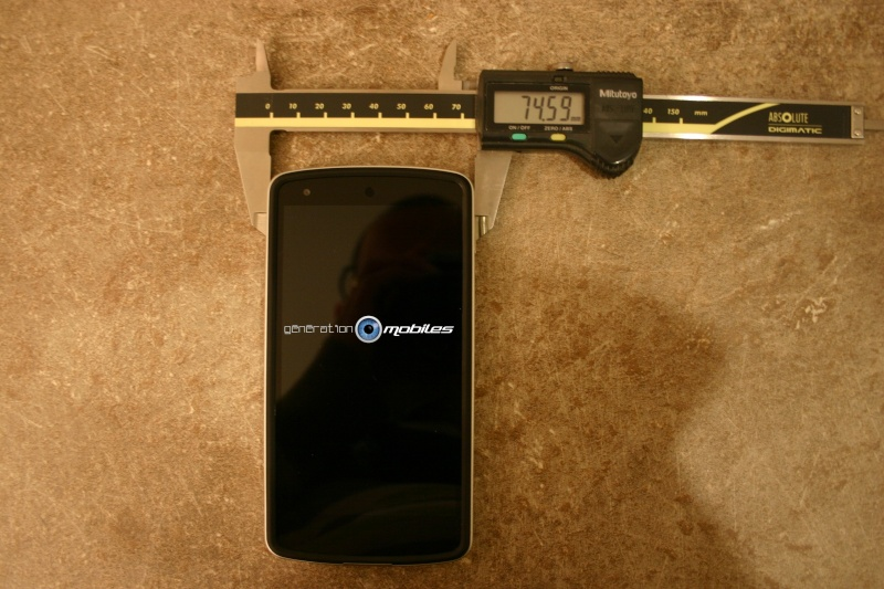 [MOBILEFUN.FR] Test Coque Nexus 5 Spigen SGP Neo Hybrid – Argent Satiné  411