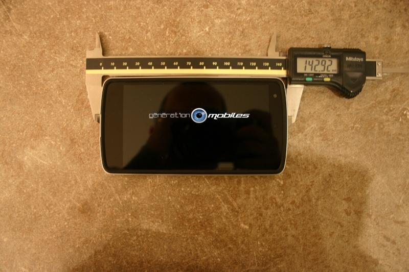 [MOBILEFUN.FR] Test Coque Nexus 5 Spigen SGP Neo Hybrid – Argent Satiné  511