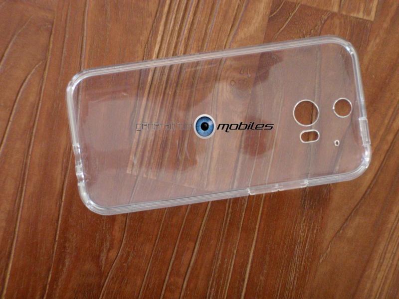 [MOBILEFUN.FR] Test Coque HTC One M8 Spigen Ultra Fit – Transparente Coque11