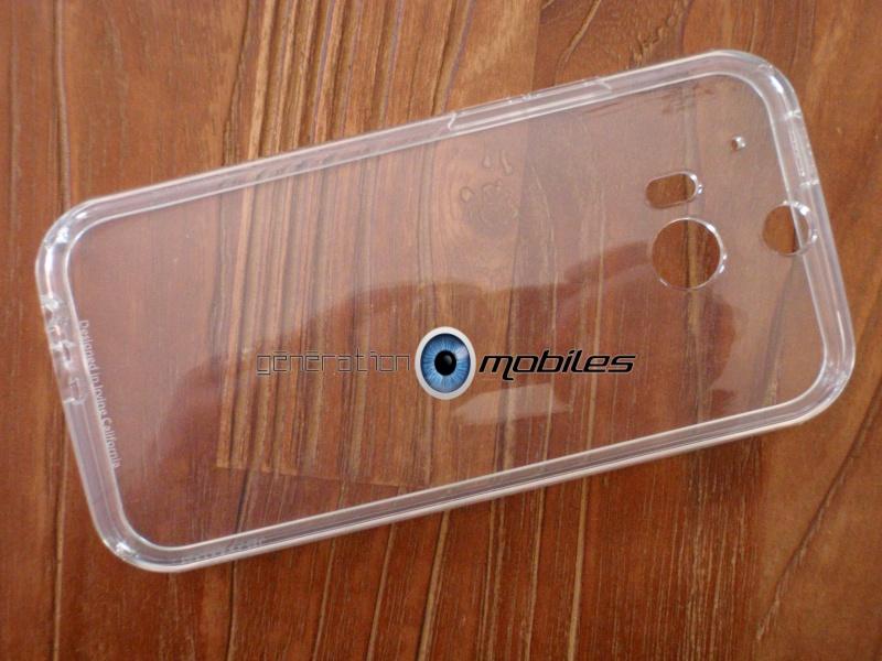 [MOBILEFUN.FR] Test Coque HTC One M8 Spigen Ultra Fit – Transparente Coque211