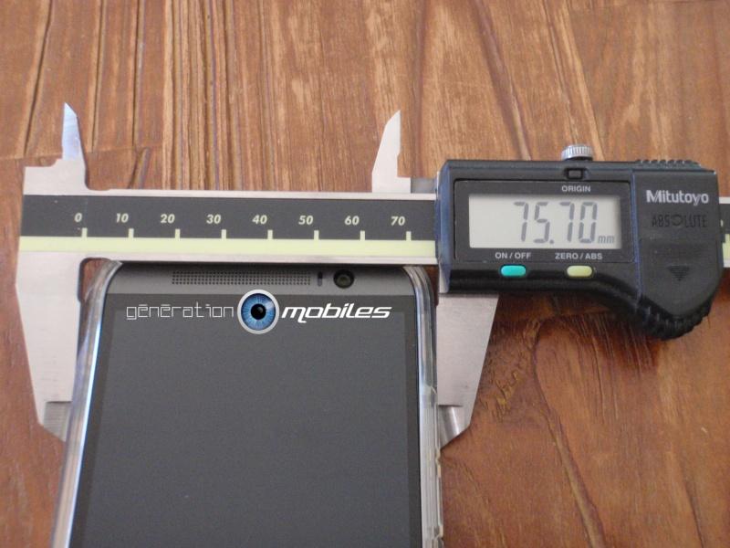 [MOBILEFUN.FR] Test Coque HTC One M8 Spigen Ultra Fit – Transparente Ep10