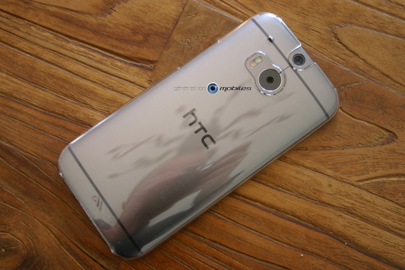 [MOBILEFUN.FR] Test Coque HTC One M8 Case-Mate Barely There - Transparente Htc510
