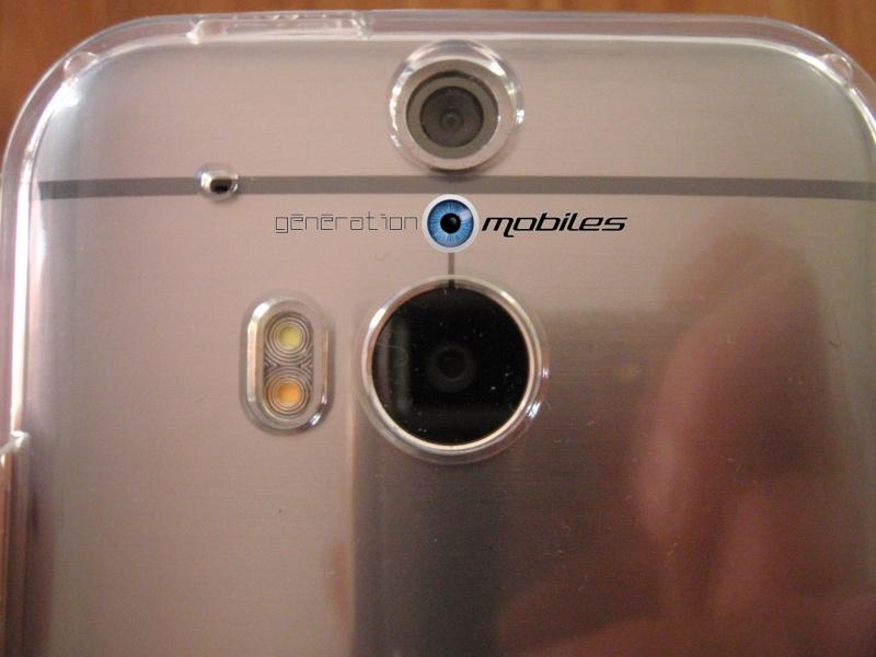 [MOBILEFUN.FR] Test Coque HTC One M8 Spigen Ultra Fit – Transparente Tel710