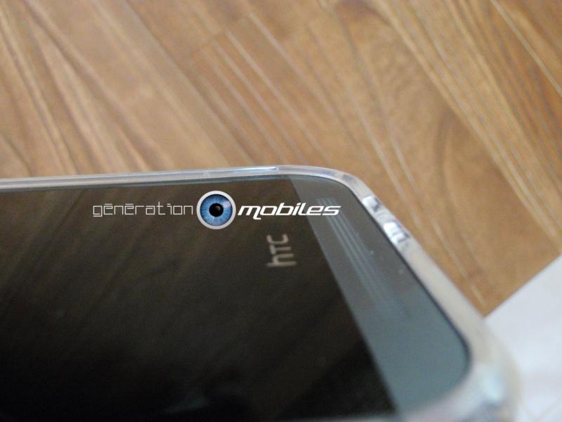 [MOBILEFUN.FR] Test Coque HTC One M8 Spigen Ultra Fit – Transparente Tel810