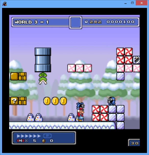 Super Mario 5 Worlds Screen11