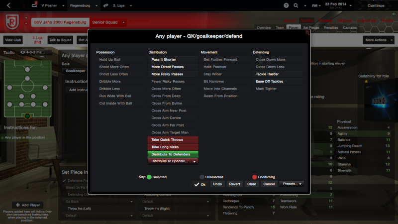 Setting players in Tactics Fm_20110
