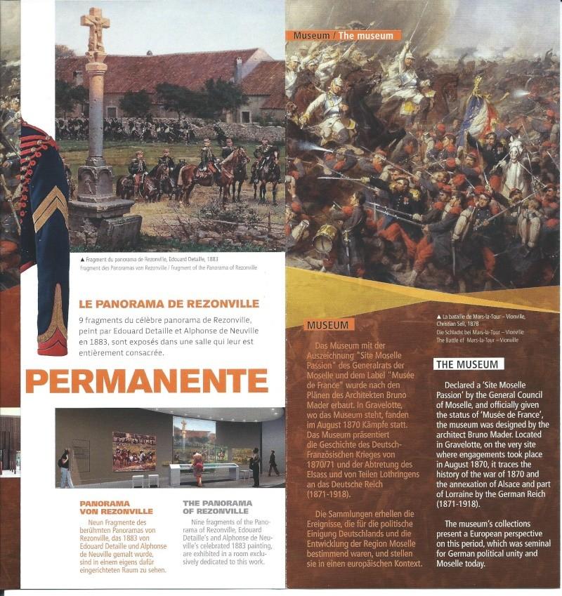 NOUVEAU MUSÉE DE GRAVELOTTE Gra210