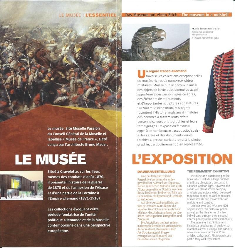 NOUVEAU MUSÉE DE GRAVELOTTE Gra310