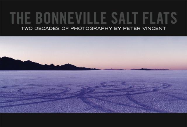 livre  the bonneville salt flats Postca10