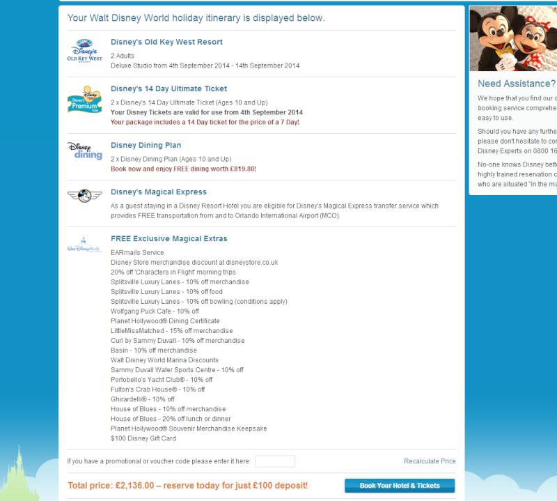 First time - Voyage de noces septembre 2014 Disney10