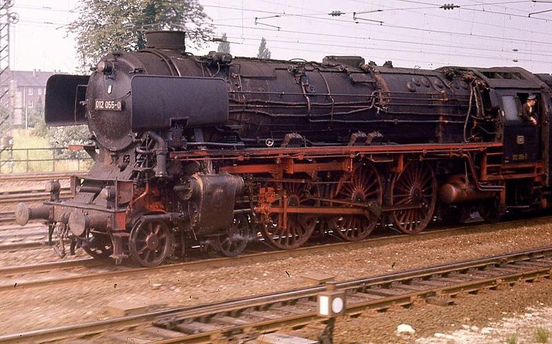 Allemagne : DRB Class 01 10 ... Br_01210