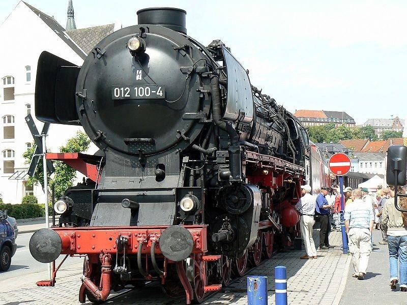 Allemagne : DRB Class 01 10 ... Br_01211