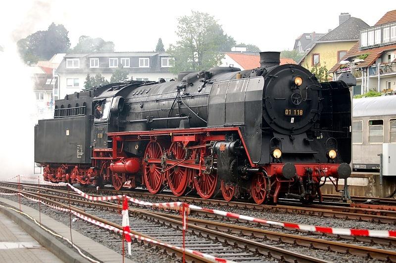Allemagne : DR Class 01 ... Br_01_11