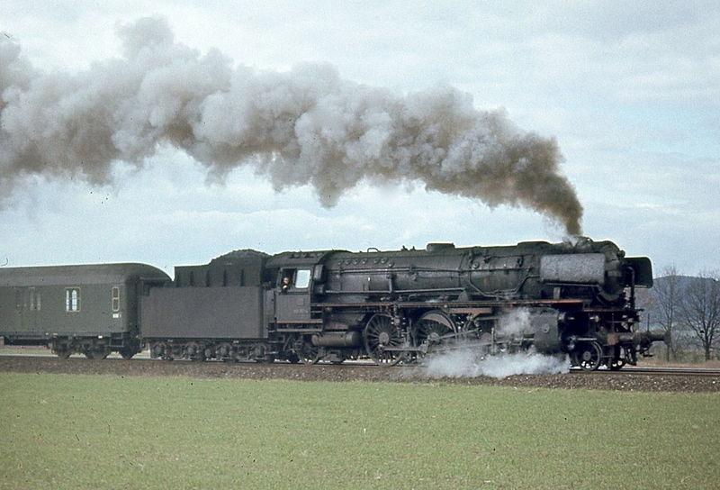 Allemagne : DR Class 01 ... Br_01_18