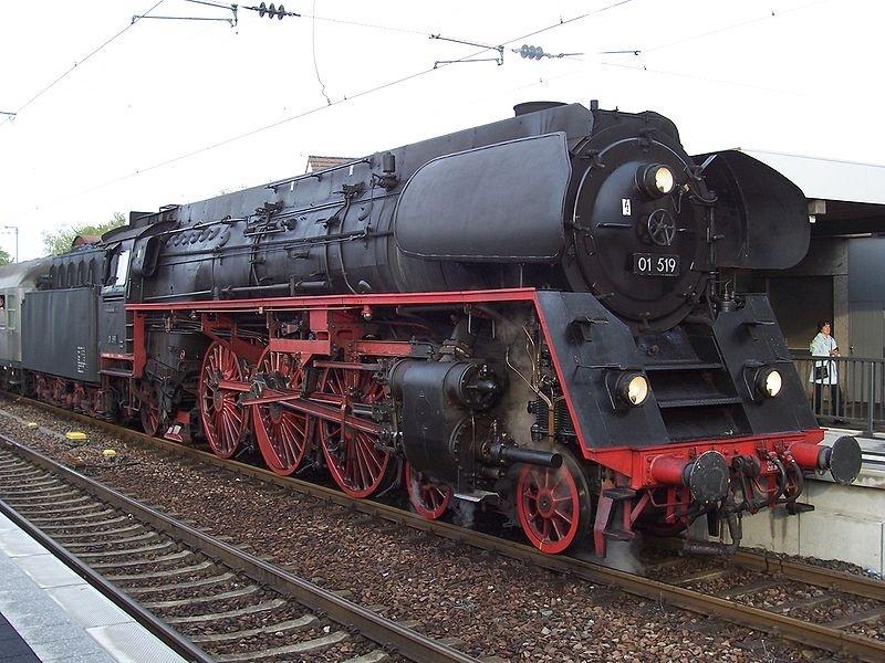 Allemagne : DR Class 01 ... Br_01_19