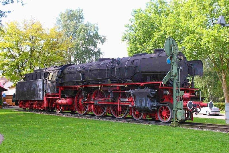 Allemagne : DR Class 01 ... Br_01_23
