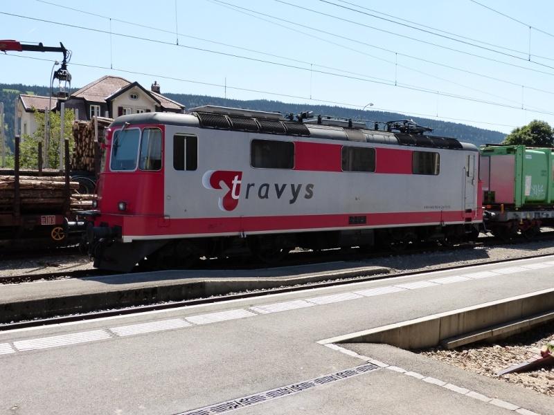 Suisse :  Re 4/4 II (Re 420, Re 421) ... Re_4_423