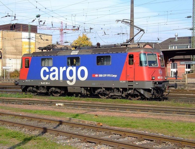 Suisse :  Re 4/4 II (Re 420, Re 421) ... Re_4_432