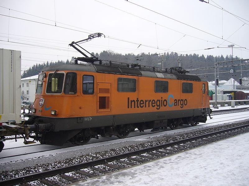 Suisse :  Re 4/4 II (Re 420, Re 421) ... Re_4_434