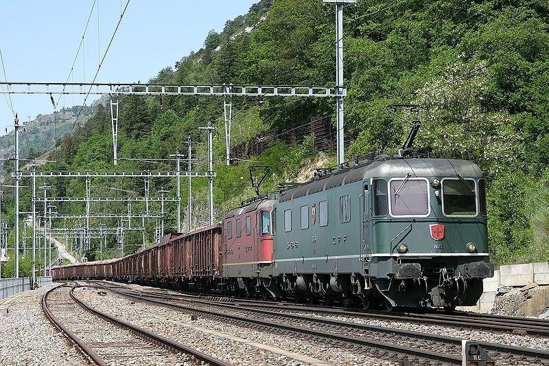 Suisse : Re 6/6 ( Re 620 ) ... Re_6_610