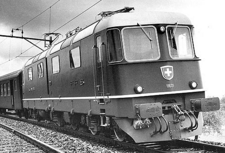 Suisse : Re 6/6 ( Re 620 ) ... Re_6_611