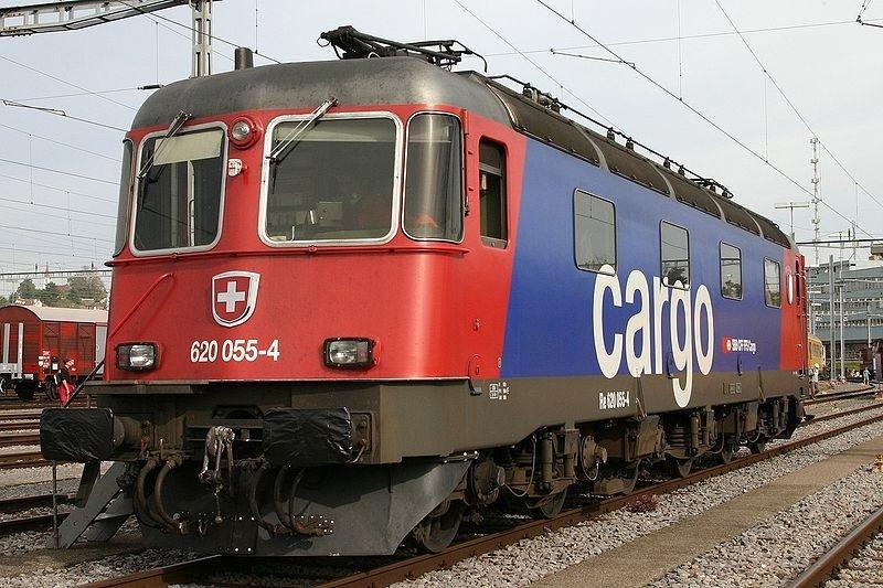 Suisse : Re 6/6 ( Re 620 ) ... Re_6_616