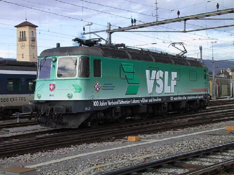 Suisse : Re 6/6 ( Re 620 ) ... Re_6_617