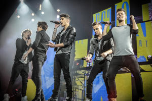 One Direction are they headed  for Bay Area Concert 2014? Along with  Eminem, Metallica and McCartney 20140110