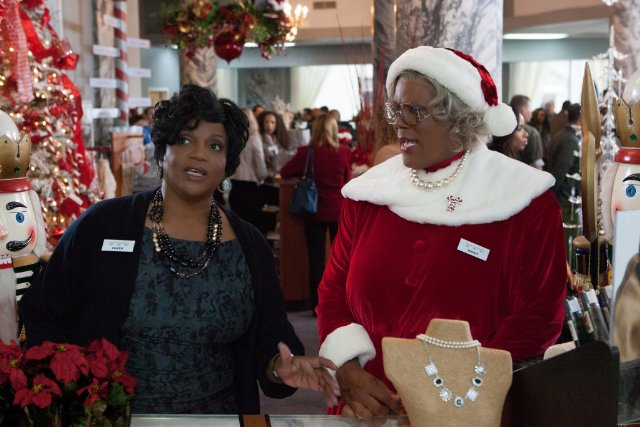 Watch Tyler Perry's A Madea Christmas Online Free and Full Movie HD, DVDRip or Blu-ray 720p December 2013 Mv5bmt43