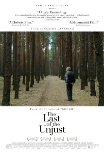 Watch The Last of the Unjust Documentary Online Free and Full Movie HD, DVDRip or Blu-ray 720p December 2013 Mv5bmt59