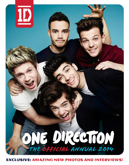 ONE DIRECTION RELEASE IN 2014 TWO MORE BOOKS, It's a Pop-up Book with Naked Photos  Onedir10