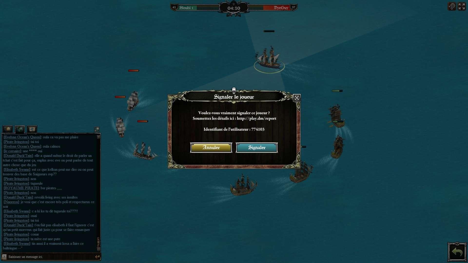Pirate Livingstone Pirate12