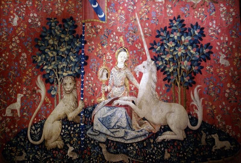 La licorne Dame-l10
