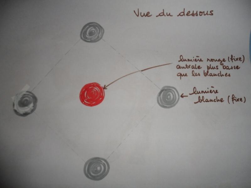 1993: le 03/07 à 00H30 - lumières formant un carréUn phénomène ovni surprenant - ST LIEUX LES LAVAUR - Tarn (dép.81) Croqui10