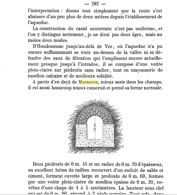 MORANCEZ -- LE COUDRAY -- Le Château de GOURDEZ -- La guerre de 1870 .... CHARTRES -- LUISANT --  Statis12